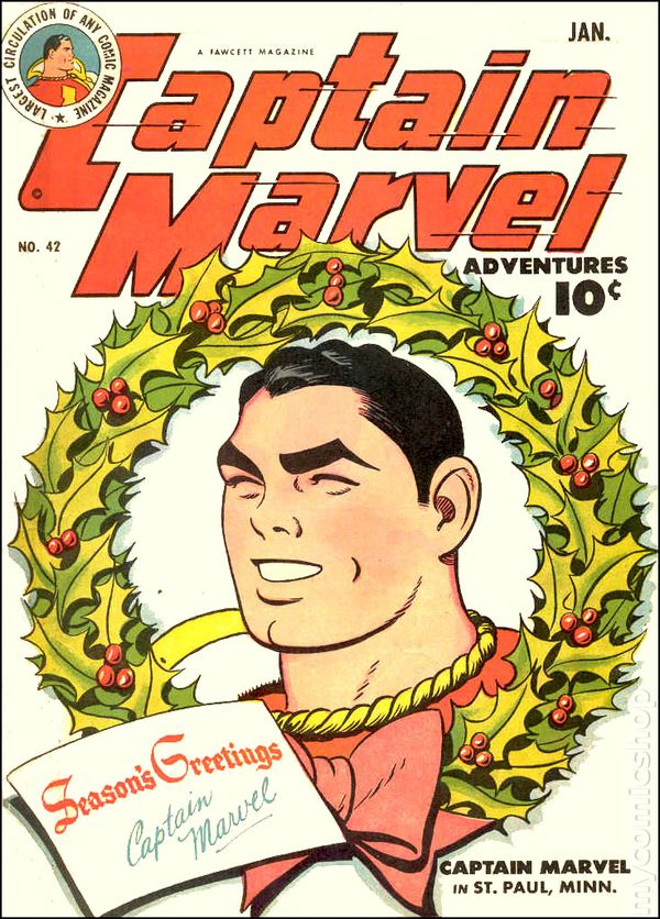 captain marvel 42