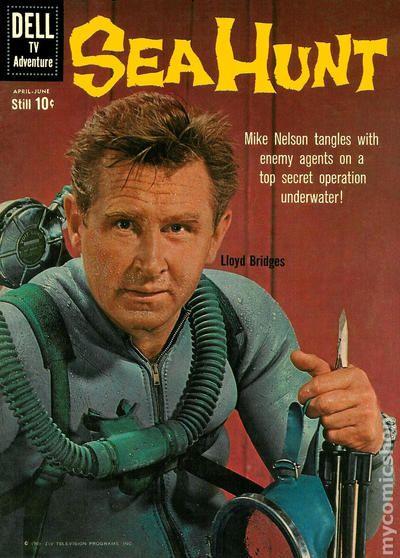 Treasure Hunt List >> Sea Hunt (1960) comic books