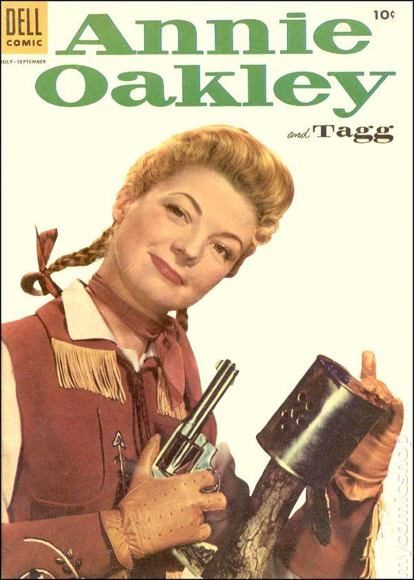 Annie Oakley Books