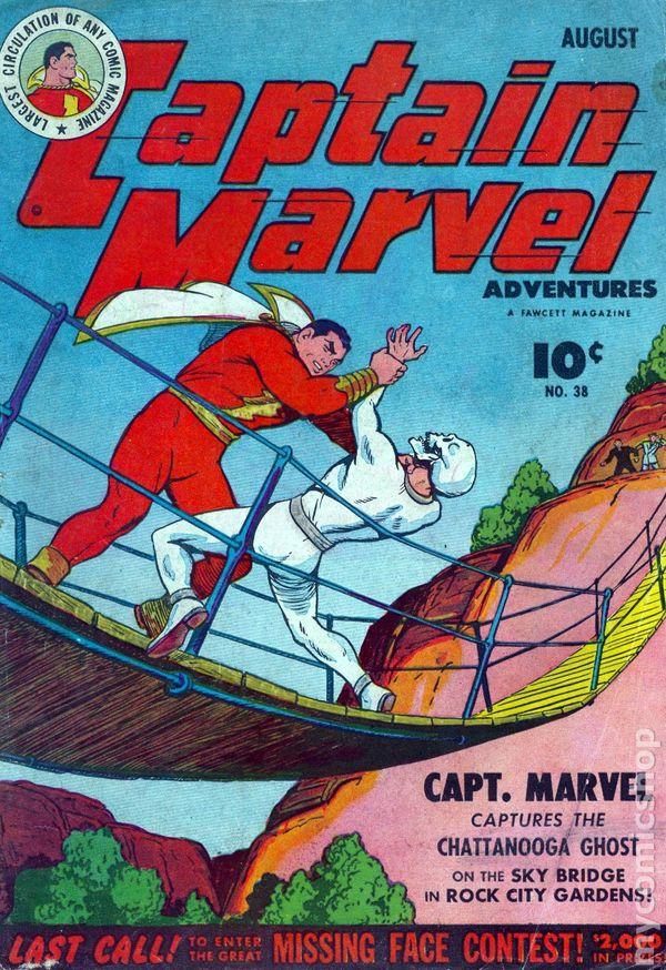 captain marvel 38