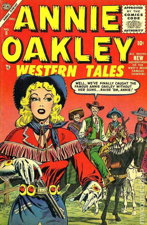 Books On Annie Oakley