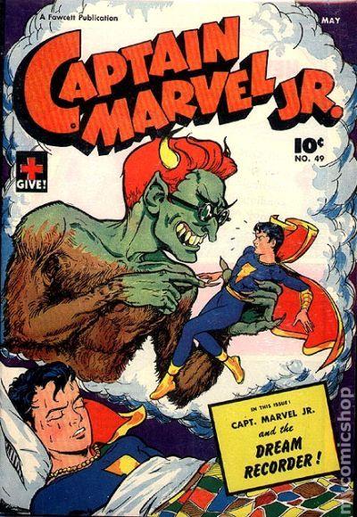 captain marvel 49