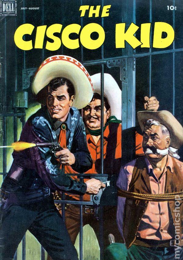 Cisco Kid 1951 Dell 10