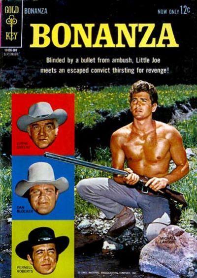 Black Book Price >> Bonanza (1962) comic books