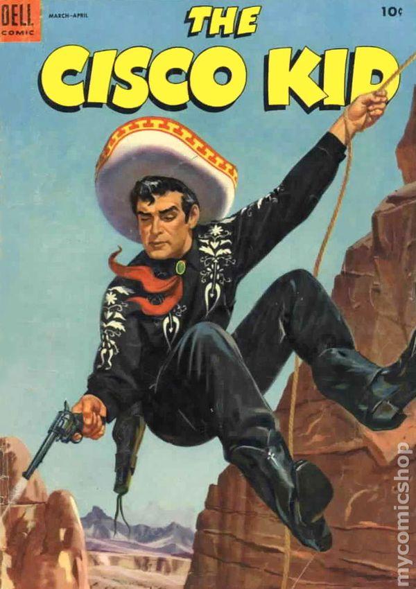Cisco Kid 1951 Dell 20