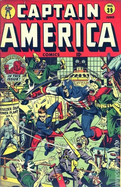 The Green Mask #6: Golden Age Superhero Comic 1941