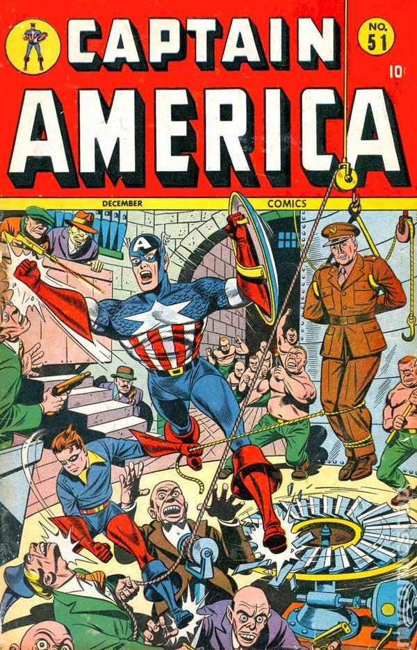 Captain America Comics 1 Value Captain America Comics 1941