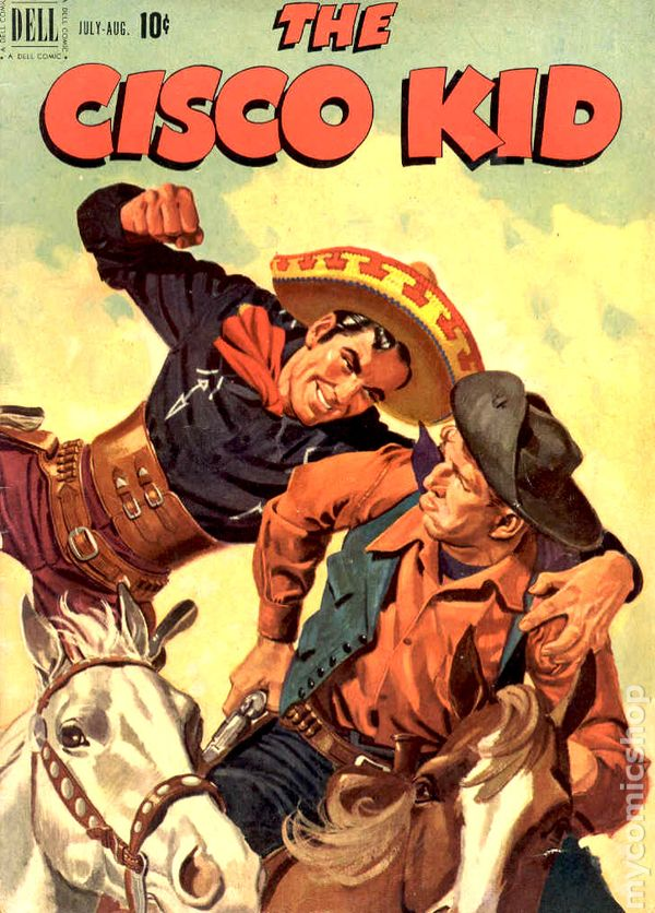 Cisco Kid Book