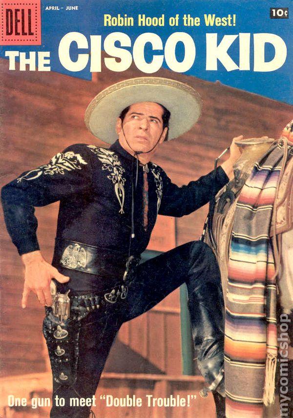 Cisco Kid 1951 Dell 39