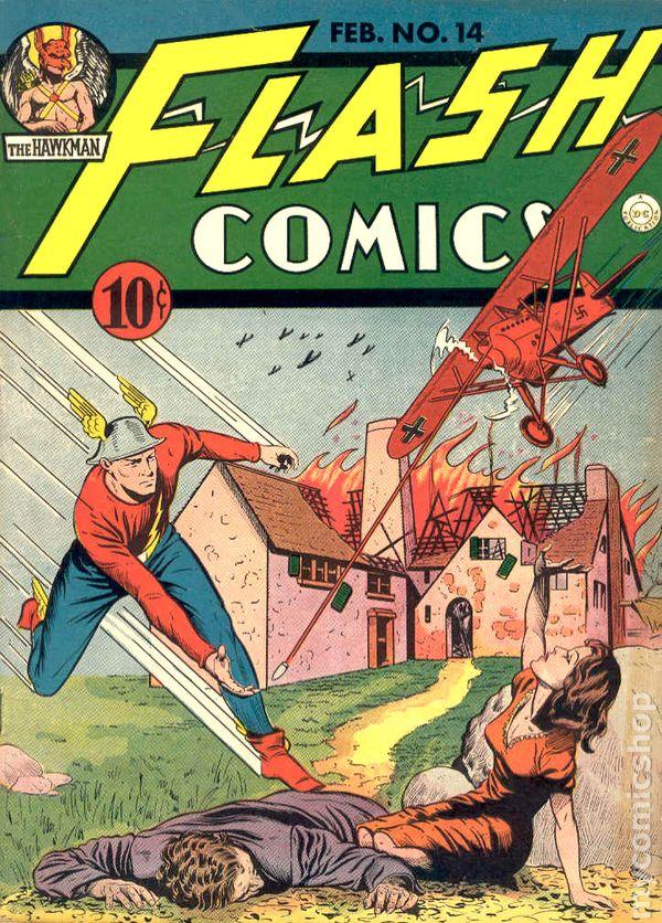 the flash comic book pdf