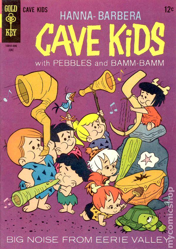 Cave Kids 1963 Comic Books