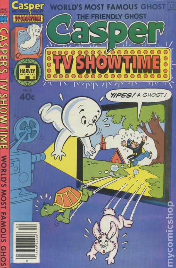 Casper comic books issue 2