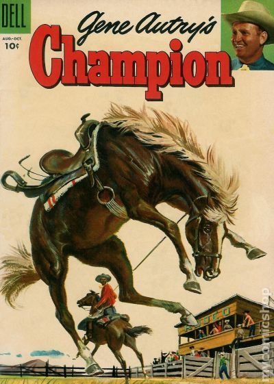 Gene Autry S Champion 1952 Comic Books