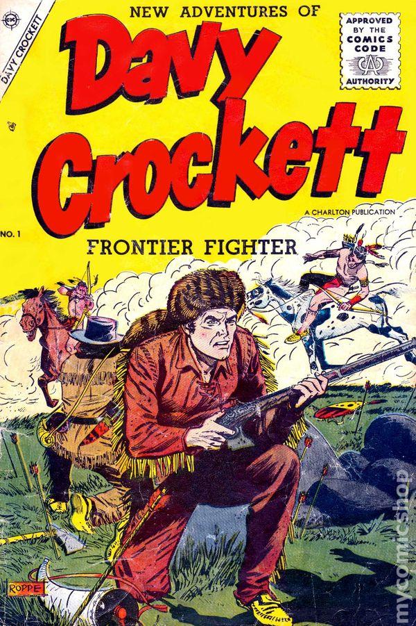 davy crockett adventures Davy crockett is an american folk hero of mythic davy crockett's best life lessons patrick allan col crockett's exploits and adventures in texas.