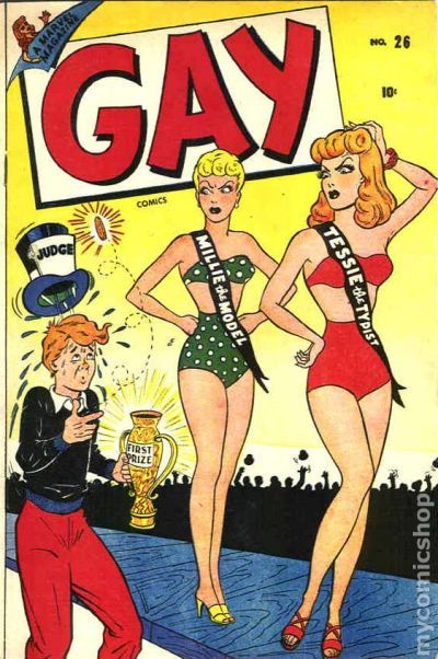 Gay Comics 1944 Timely Comic Books-1224