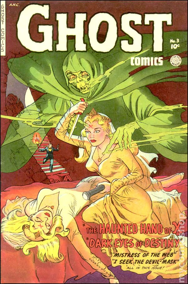 Ghost Comics, Number 1, The Banshee Bells