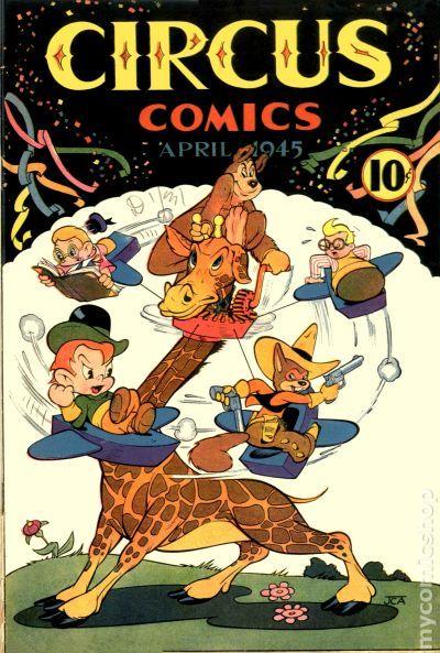 1945 in comics