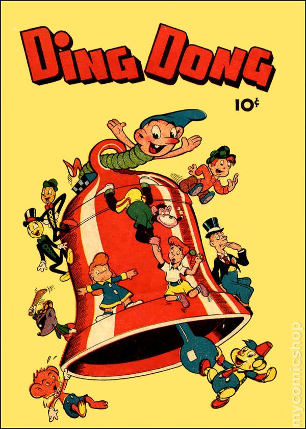 Ding Ding Dong Army Ding Dong 1946 1