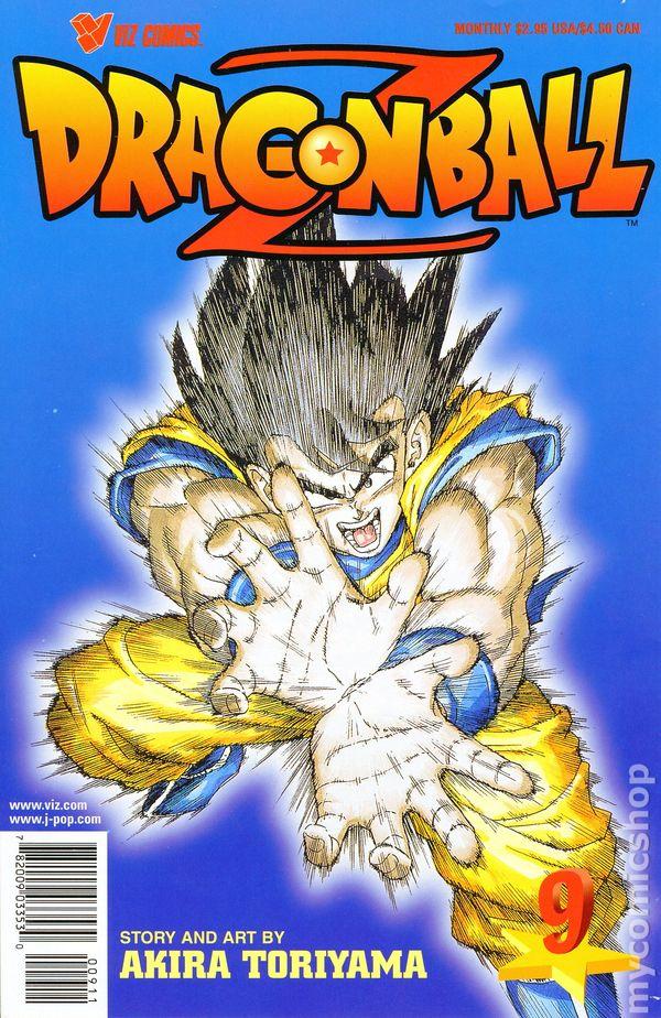 dragon ball z part 1  1998  comic books