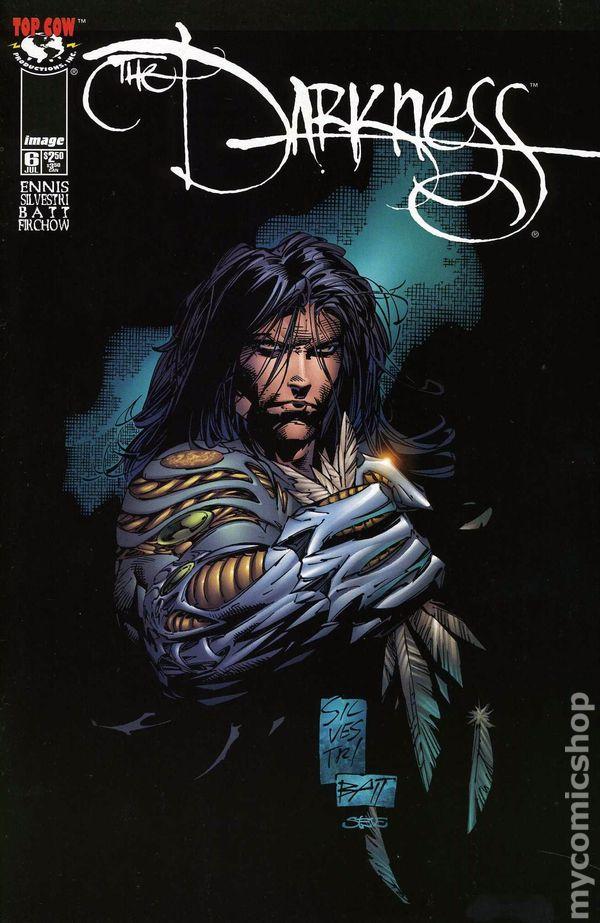 Darkness 1996 series # 18 near mint comic book