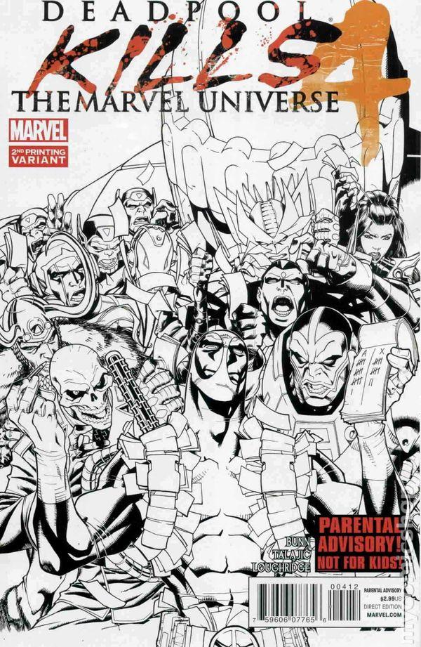 Deadpool Kills The Marvel Universe 2012 4b