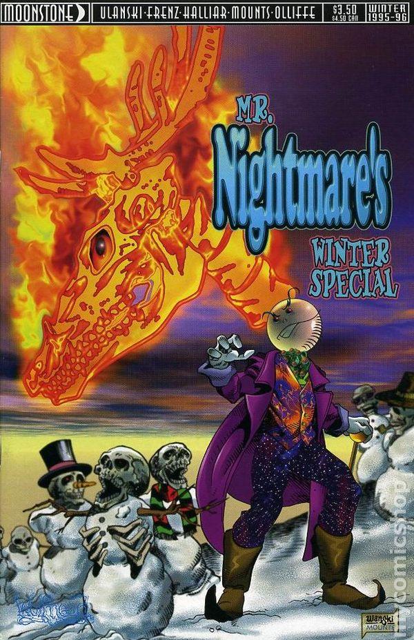 mr  nightmare u0026 39 s winter special  1996  comic books