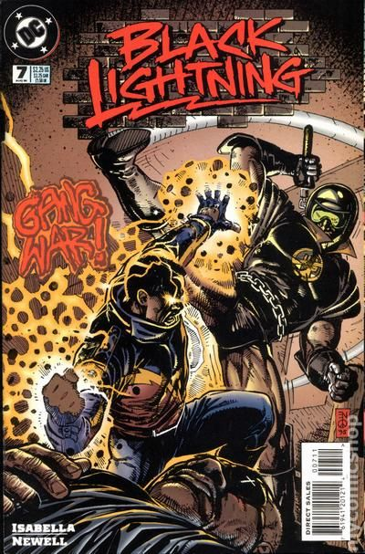 black lightning  1995 2nd series  comic books