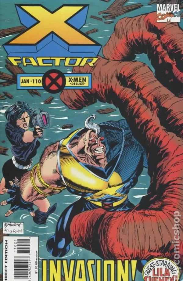 X-Factor No.145 1998 Howard Mackie /& Duncan Rouleau