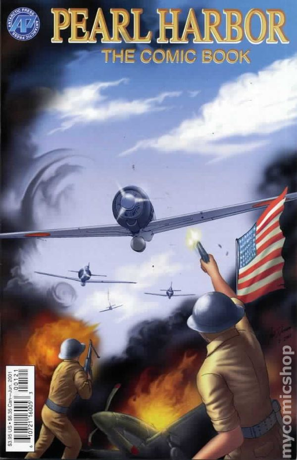 Pearl Harbor The Comic Book 2001 Comic Books