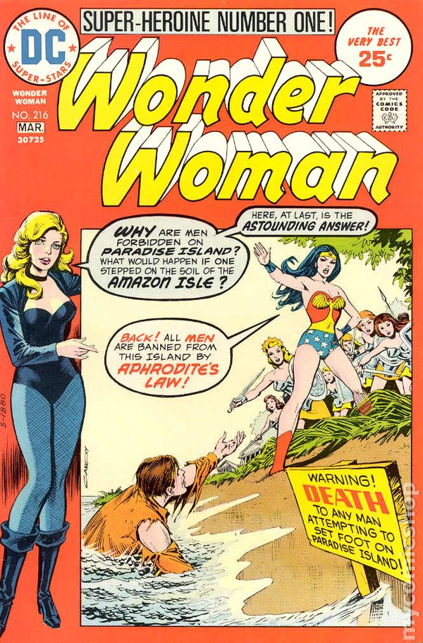 wonder woman  1942 1st series dc  comic books 1970