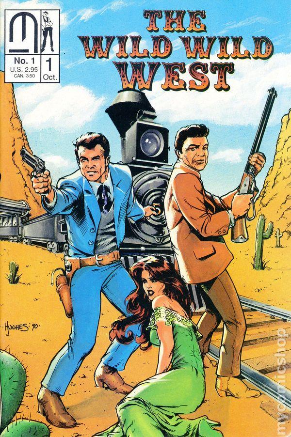 Wild Wild West Comic