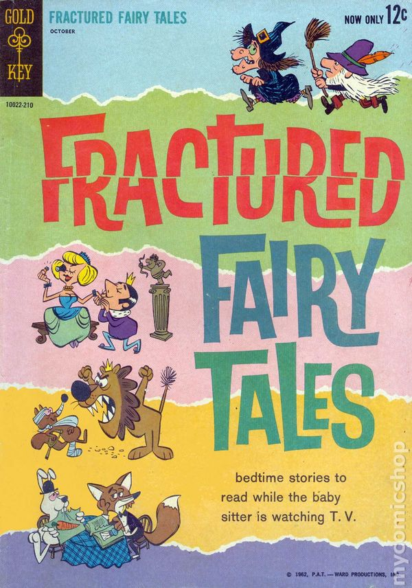 FRACTURED FAIRY TALES EBOOK DOWNLOAD