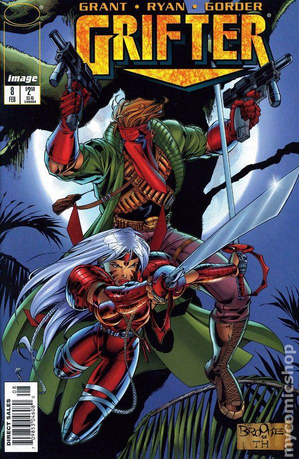 Grifter (1996 2nd Series) comic books