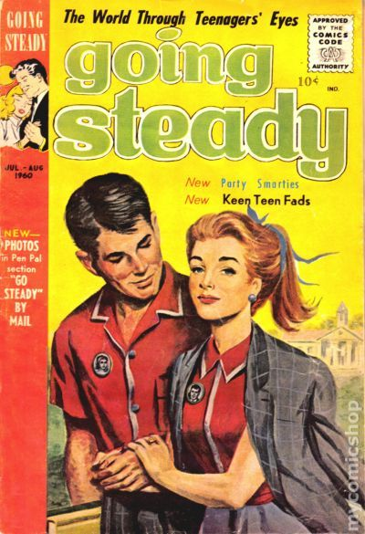 Image result for going steady