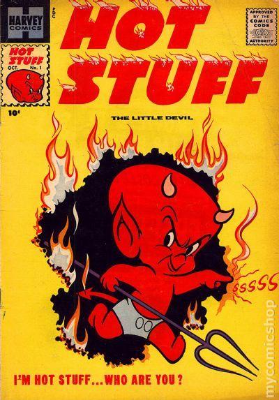 Hot Stuff #1
