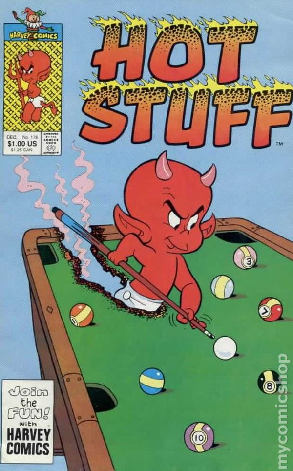 Hot Stuff 1957 Harvey Comic Books