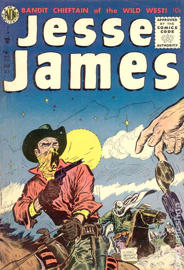 jesse james american outlaw book pdf