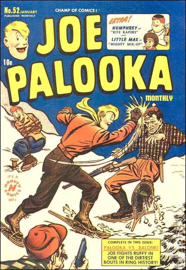 Joe fighter comic strips