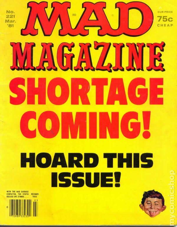 mad magazine collectors price guide
