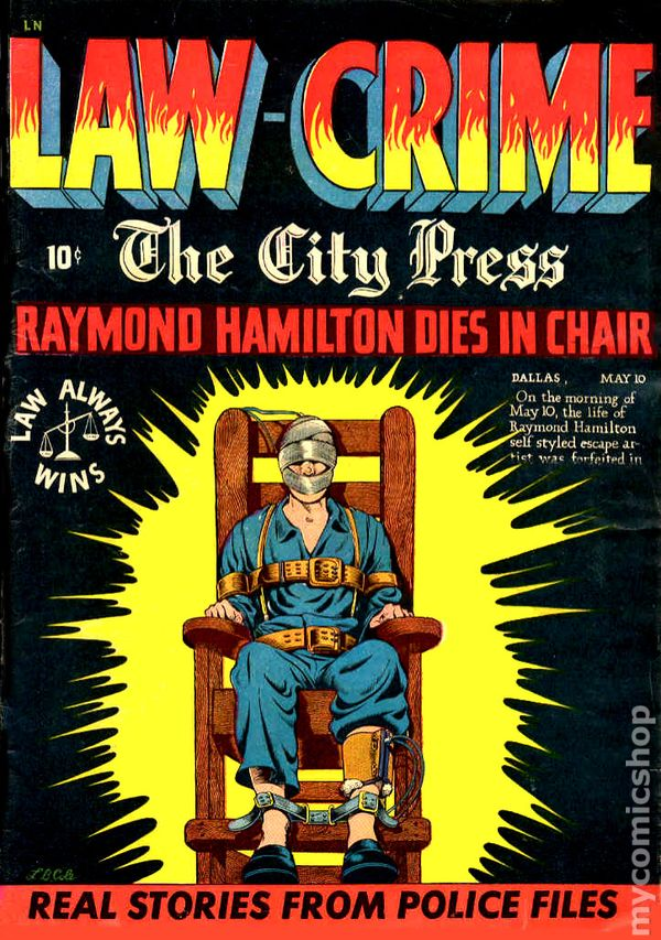 law against crime  1948 law