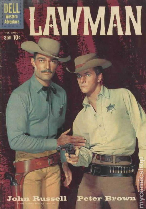 Lawman 1960 Comic Books