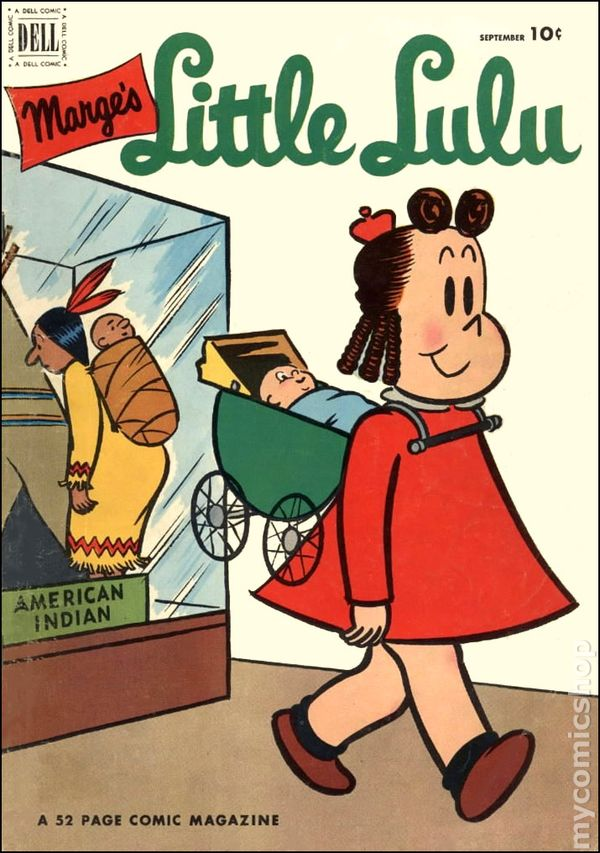 Image result for little lulu comic book