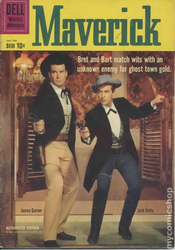 Image result for maverick comic book