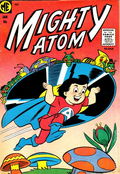 Image result for mighty atom
