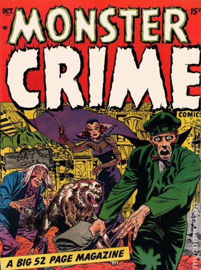 Monster Comic