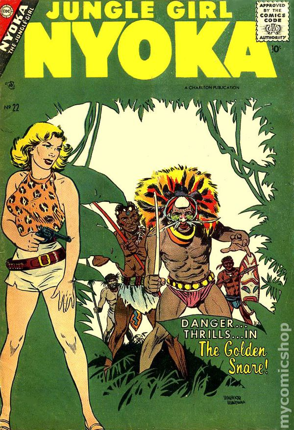 Jungle Girl Pdf