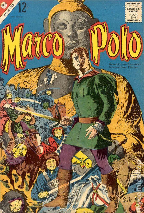 Marco Polo (1962 Charlton) comic books
