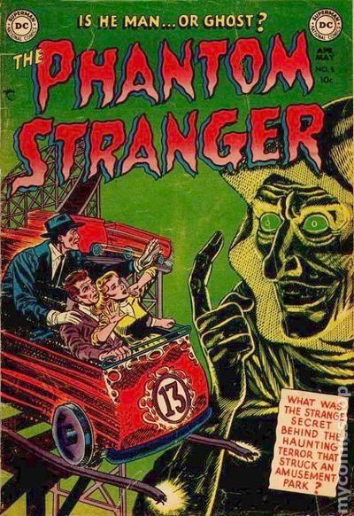 Strangers #5B VF 2003 Stock Image