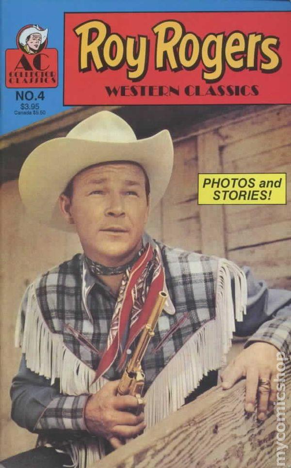 b1baf6c337d17 Roy Rogers Western Classics (1989) comic books