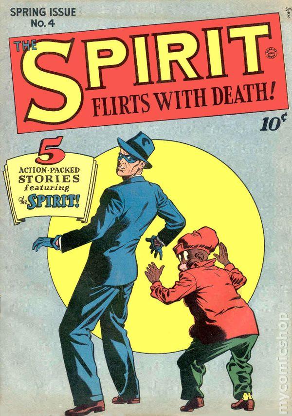 Spirit #19 FN 1986 Stock Image